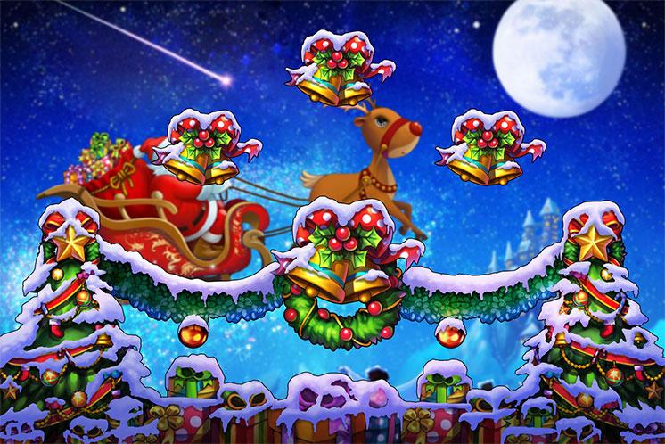 圣诞竞技地图