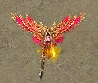 4399武易翅膀系统—战神之翼