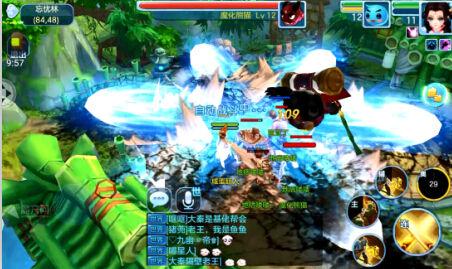 战斗画面1