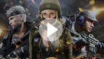 枪战英雄宣传视频