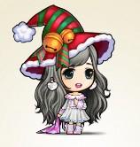 弹弹堂魔法圣诞