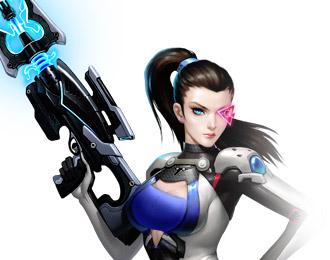 网页游戏-枪战英雄